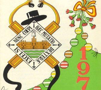 Cartel de Feria 1977