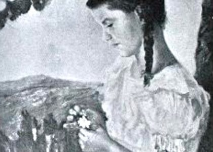 Thumbnail for the post titled: Ellas, en el tránsito entre dos siglos. (Cap. 5).