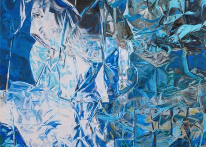 Thumbnail for the post titled: La etapa abstracta del artista linarense. (Cap- 7)