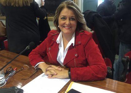 Ángela Isac, Teniente alcalde del Ayuntamiento de Linares y Concejala de Cultura.